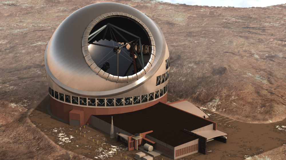 Amazonca telescope