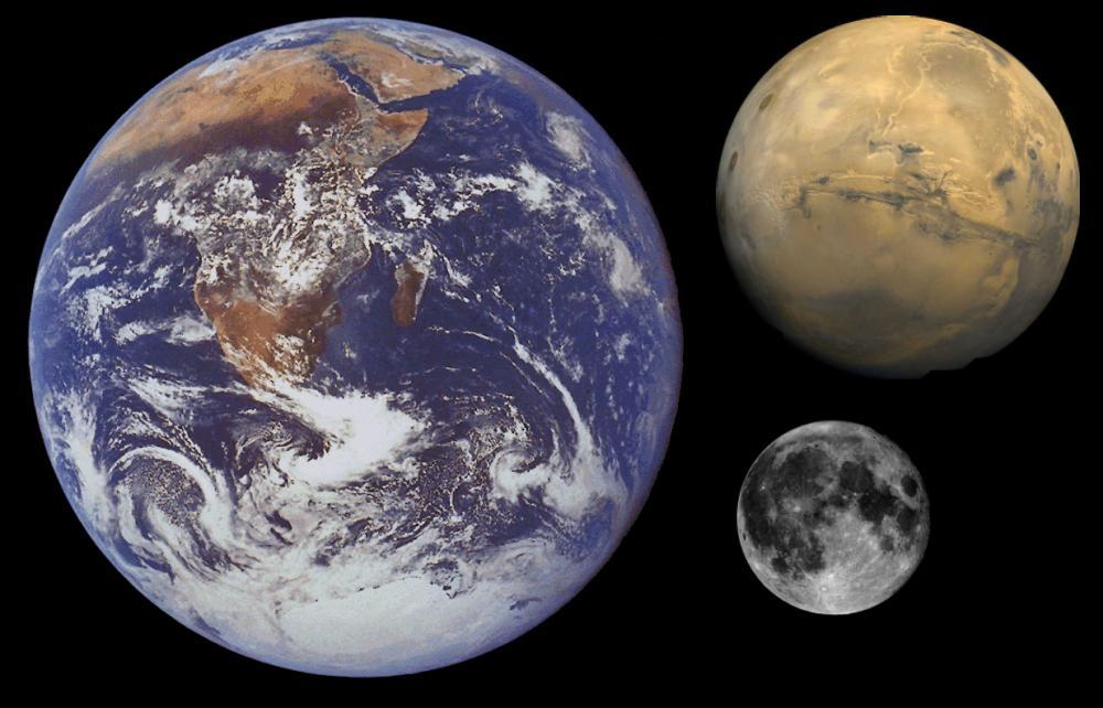 Moon to Mars  NASA